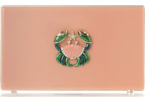 Charlotte Olympia Cancer Pandora Clutch