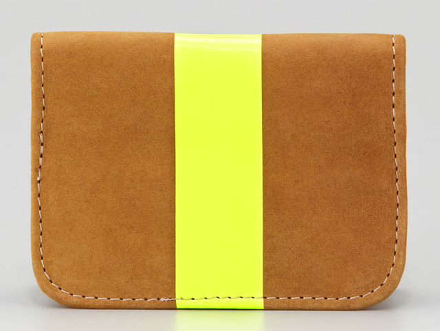 Clare Vivier Leather Card Case