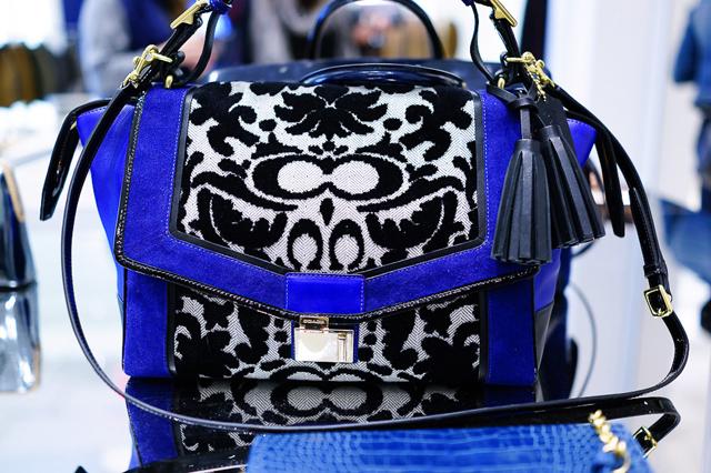 Coach Fall 2013 Brocade Handbag