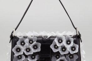 Fendi Jelly Flower Baguette Bag