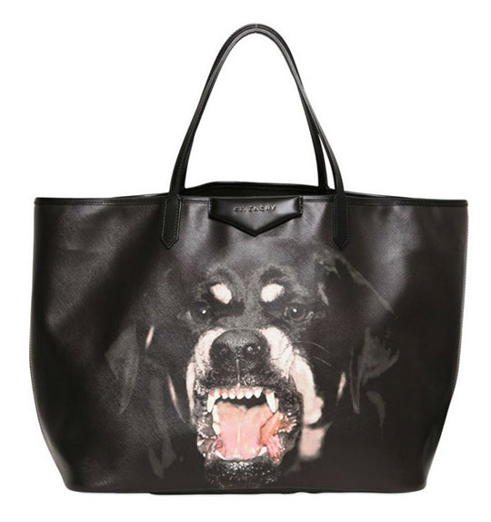 nastygal rips off the givenchy rottweiler antigona tote right down to the photo purseblog. Black Bedroom Furniture Sets. Home Design Ideas