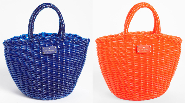 Kate Spade brings back the beach bags of my youth - PurseBlog