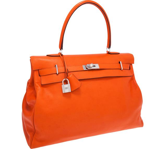 Hermes Kelly Relax Bag