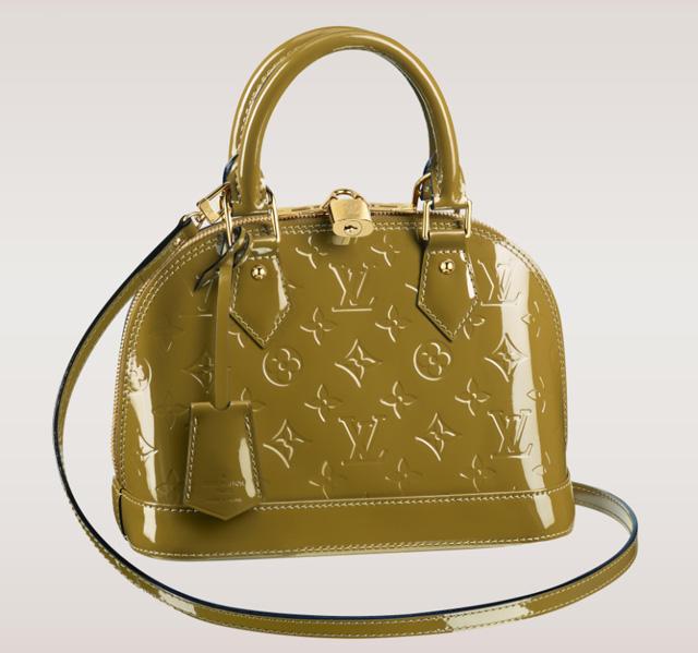 Louis Vuitton Alma BB Bag