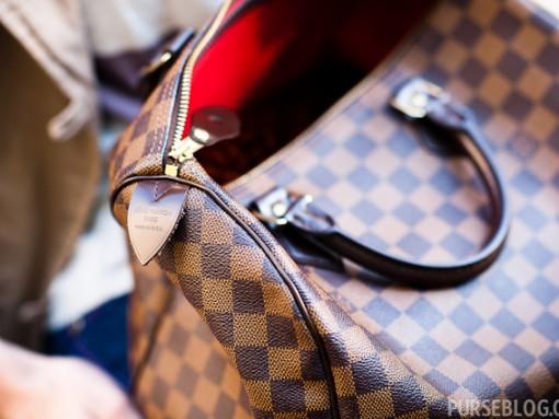 Louis Vuitton Damier Speedy Bag