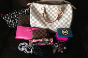 Louis Vuitton Speedy Bag Contents