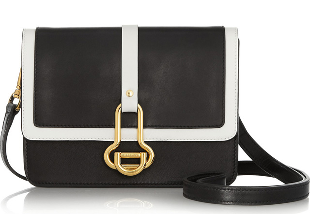Maiyet Sophie Leather Shoulder Bag