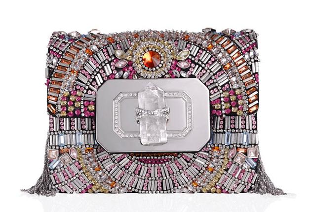 Marchesa Fall 2013 Clutches and Handbags (20)