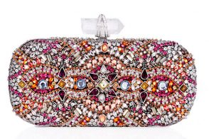 Lunchtime Eye Candy: Marchesa's Fall 2013 gorgeous clutches and handbags