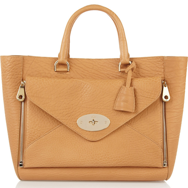 Mulberry Willow Tote Tan