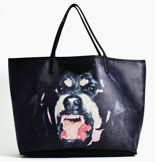 Nastygal Rips Off The Givenchy Rottweiler Antigona Tote Right Dog Shoulder Bag For