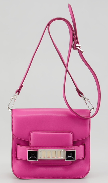 Proenza Schouler PS11 Tiny Crossbody Pink