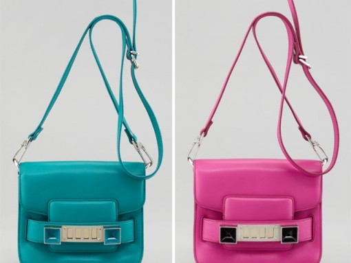Proenza Schouler introduces a tiny PS11 for Pre-Fall 2013