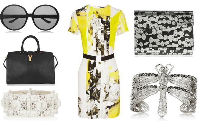 PurseBlog Net-a-Porter Picks Outfit Styling