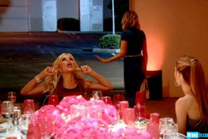 "RHOC: ""When you're home with four young children, you forget you're an intelligent being sometimes."""