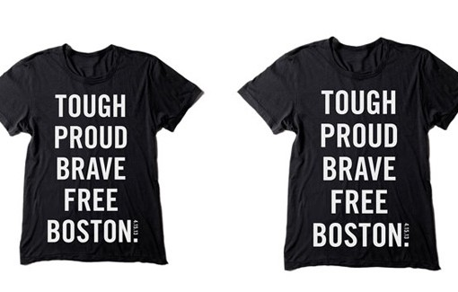 Rue La La Honoring Boston T-Shirt