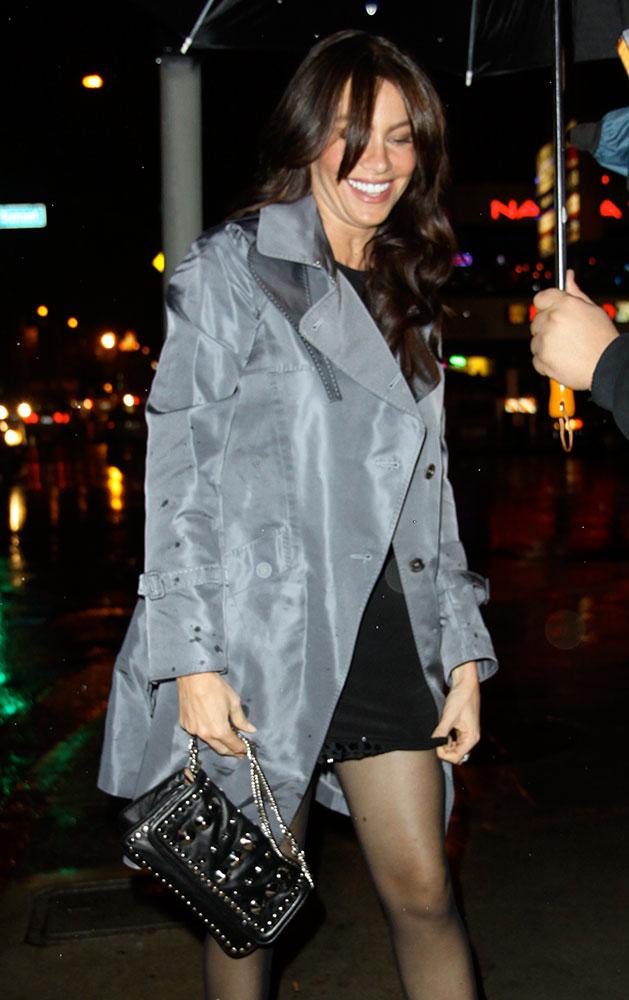 Sofia-Vergara-Studded-Shoulder-Bag