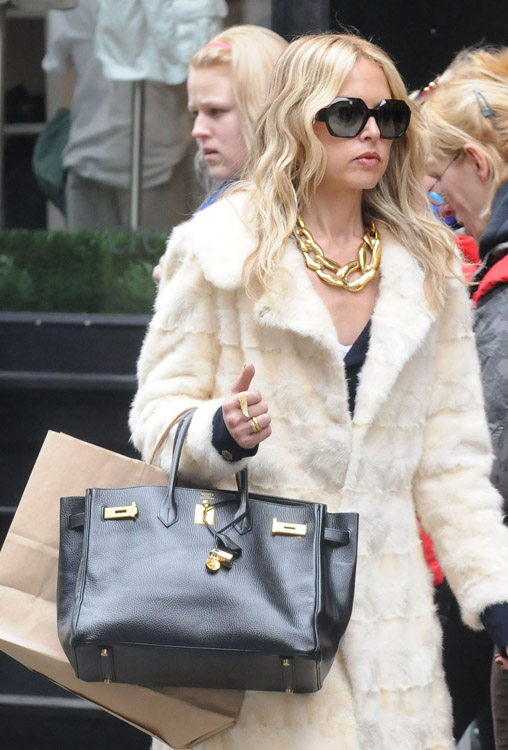 The Many Bags of Rachel Zoe (4)