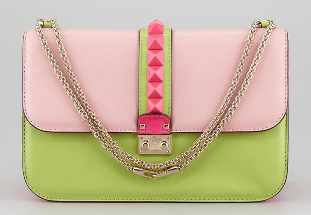 Valentino Glam Lock Bag