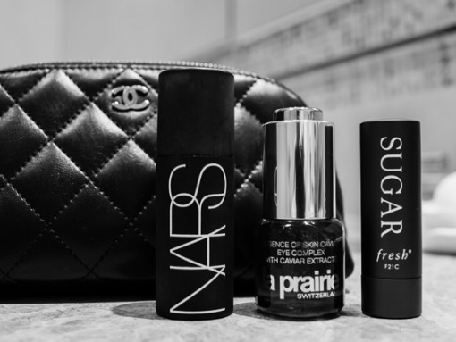 In My Bag: Chanel Cosmetic Bag edition