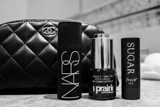 3d4a1e60047a In My Bag: Chanel Cosmetic Bag edition - PurseBlog