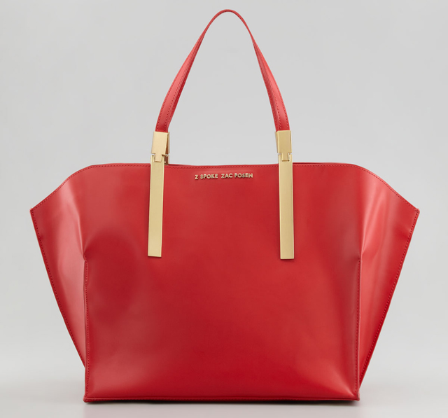 Z Spoke Zac Posen Danes Shopper Tote