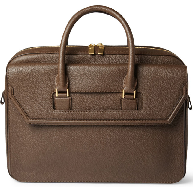 Man Bag Monday. Alexander McQueen Full Grain Leather Holdall Bag 2502e7daa704a