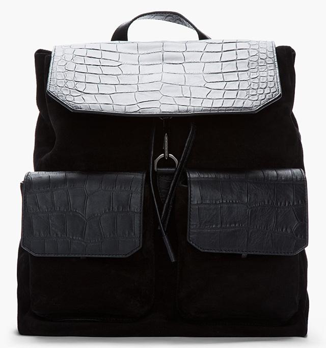 Alexander Wang Flat Pocket Backpack
