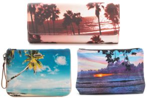 Three's a Trend: Take The Beach With You With These Summer Pouches