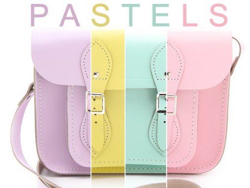 Cambridge Satchel Pastel Bags