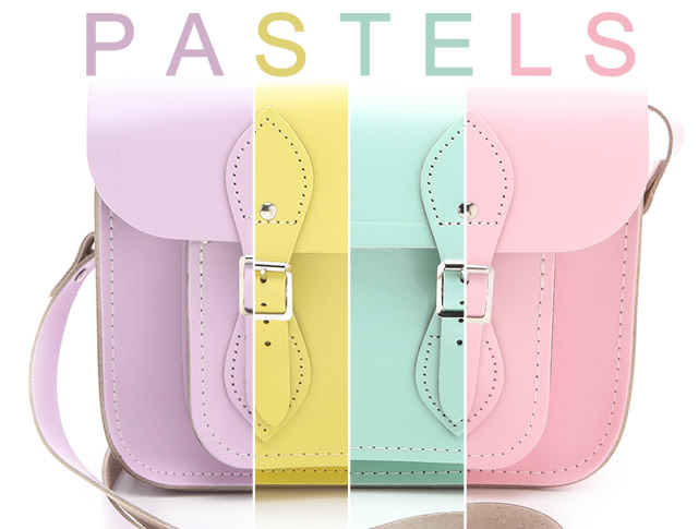 Cambridge Satchel Pastel Bags