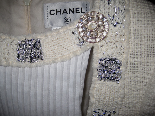Chanel Jacket Detail