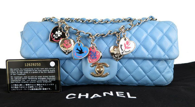 Chanel Valentine East-West Classic Flap Bag