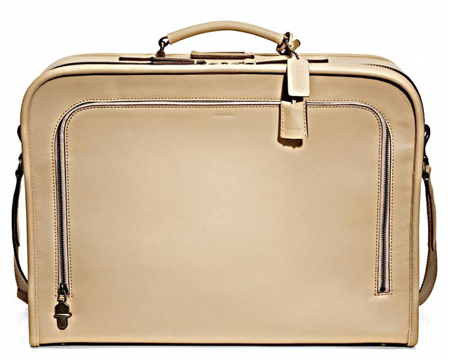 Coach Legacy Leather Archive Suitcase