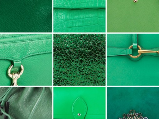 May Birthday Gift Guide 2013: Emerald Handbags