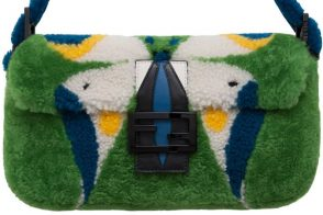 Fendi celebrates the opening of its first boutique in Brazil with a limited edition Baguette