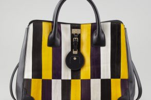 Jason Wu Jourdan Painted Eelskin Tote Bag