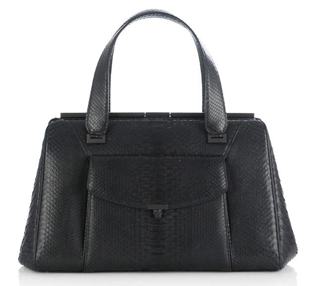 L'Wren Scott Lula Python Bag