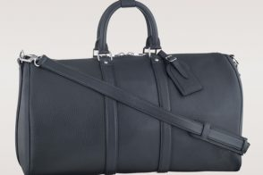 Louis Vuitton Naxos Keepall 45 Bandouliere