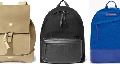 Minimalist Backpacks for Men