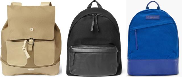 Minimalist Backpacks for Men
