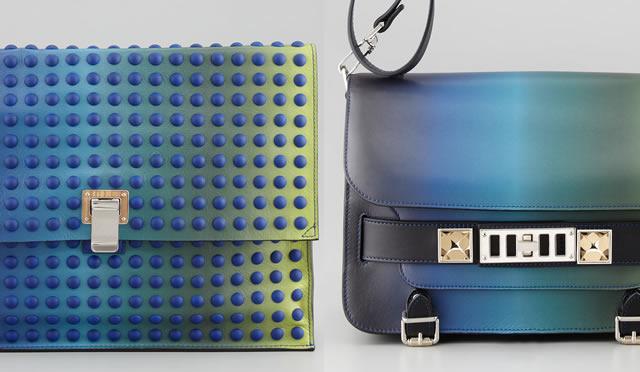 Proenza Schouler Ombre Bags