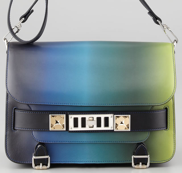 Proenza Schouler PS11 Classic Shoulder Bag Ombre