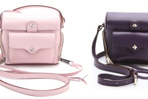 Skip the camera – put all your weekend essentials in the Rebecca Minkoff Craig Camera Bag