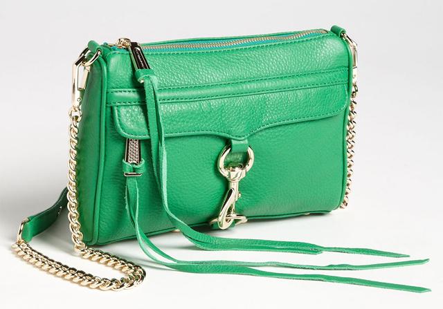 Rebecca Minkoff Mini MAC Shoulder Bag
