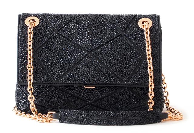 Roger Vivier Caviar Bag