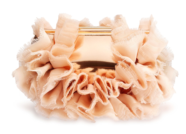 Roger Vivier Flower of Love Pouchette