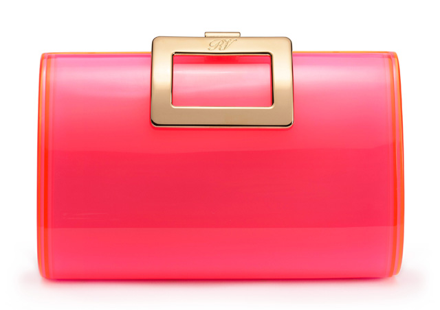 Roger Vivier Secret Mini Clutch