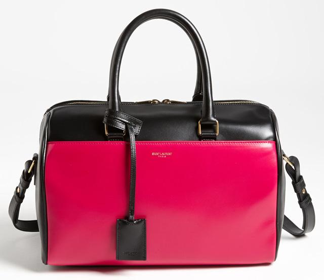 Saint Laurent Classic Duffel Bag