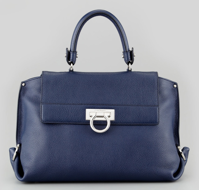 Salvatore Ferragamo Sofia Small Satchel Bag
